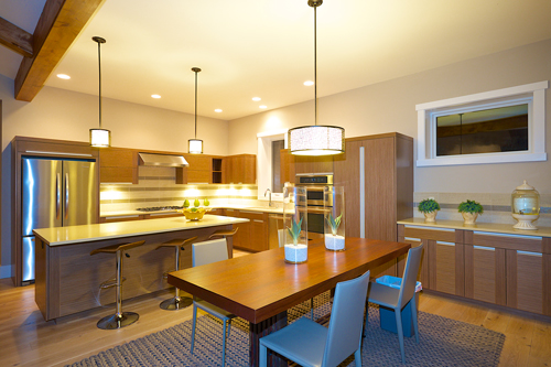 kitchen Tripleknot Townhomes